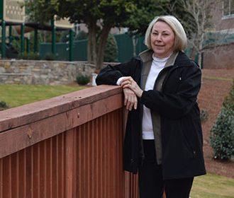 Professor Emerita Marguerite Koepke Designs Healing Garden for Children