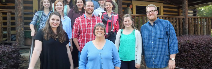 Cultural Resource Assessment Class Presents Final Project in Eatonton