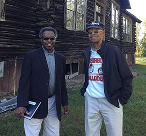 CED Visits Historic African-American School in Rural Georgia