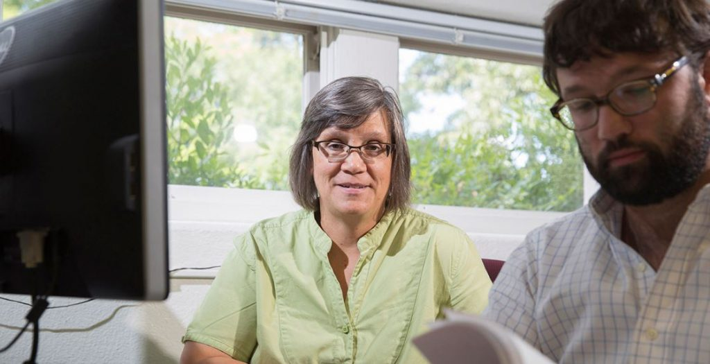 Associate Professor Cari Goetcheus in Feature Piece by National Park Service