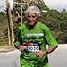 Former CED Dean Bob Nicholls runs the Peachtree Road Race