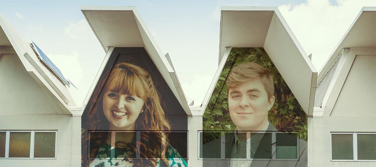 Student Internship Spotlights: English Hinton and Zack Orr