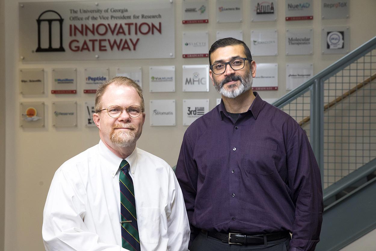 Senior Lecturer Donnie Longenecker Named UGA Innovation Fellow