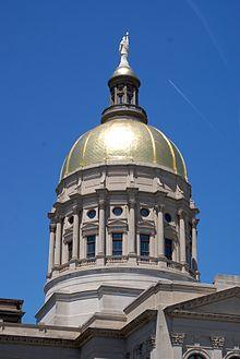 CE+D recognized at Georgia State Capitol