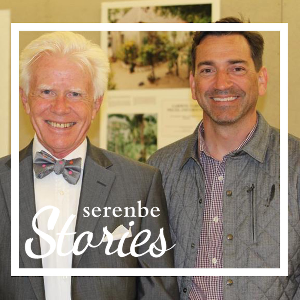 Professor Alfie Vick Featured in Serenbe Stories Podcast