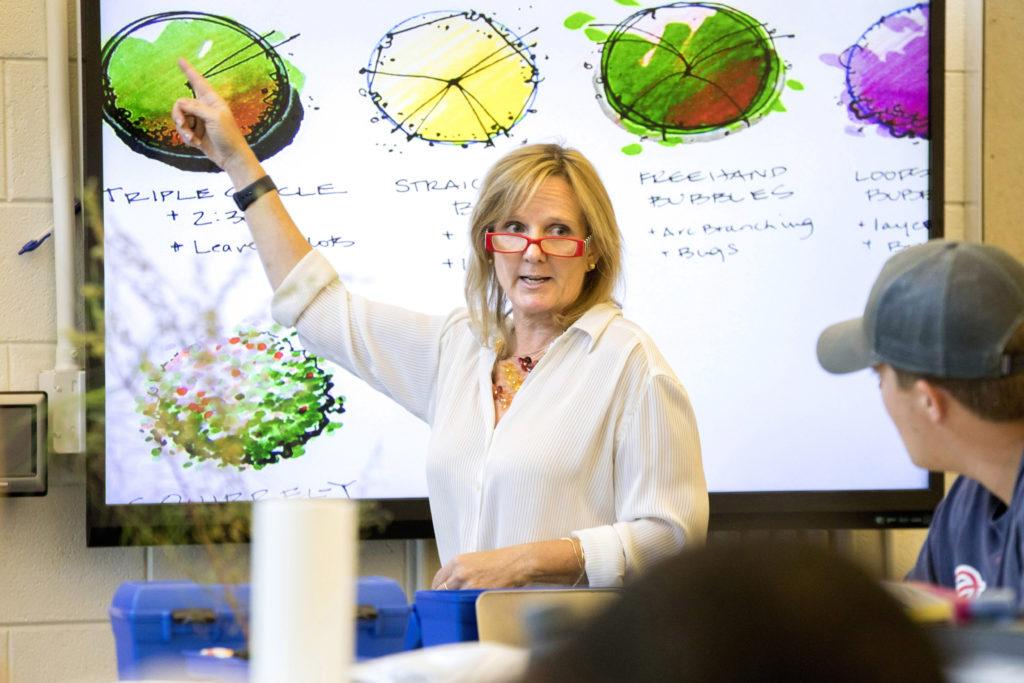Associate Professor Ashley Steffens Featured in Focus on Faculty