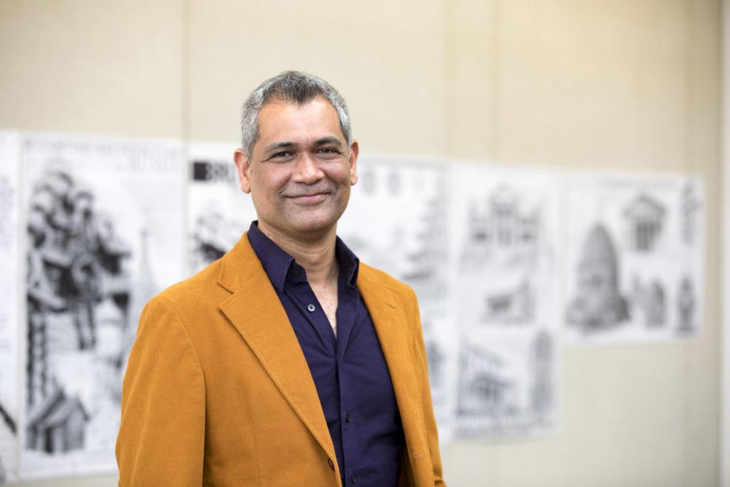 Associate Professor Amitabh Verma Featured in Focus on Faculty