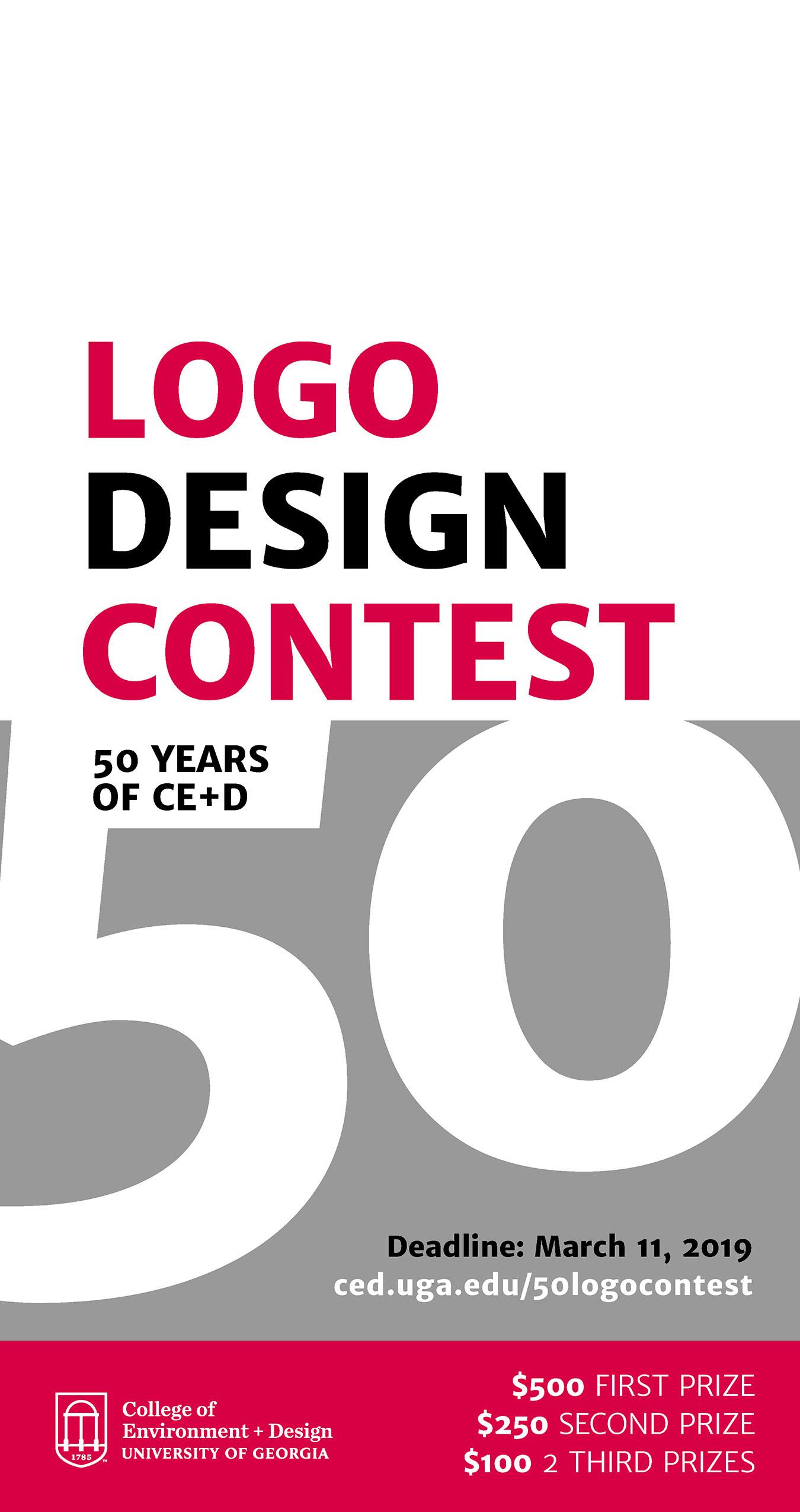50 Logo Contest | Student Life | College of Environment + Design