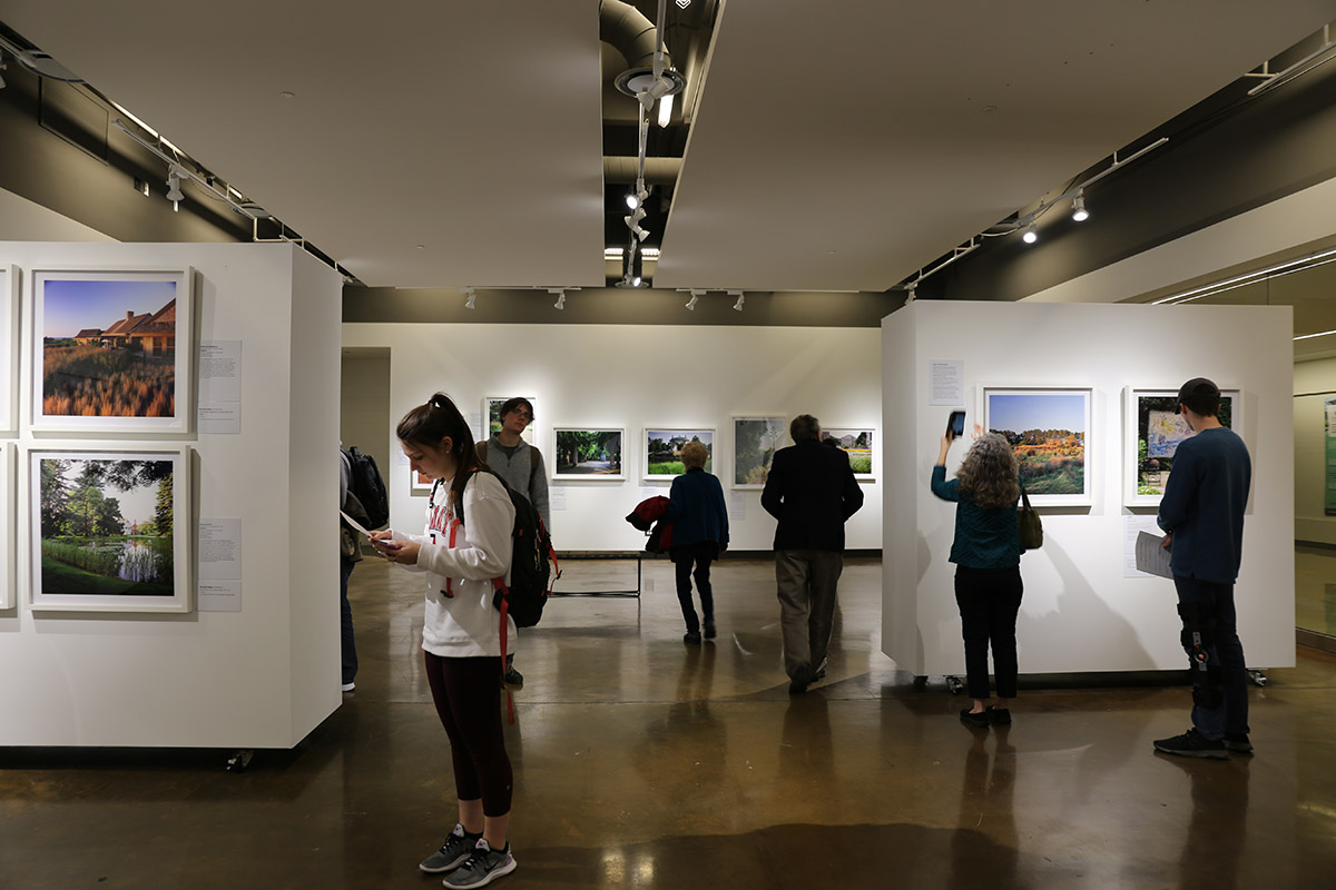 image of exhibit in Circle Gallery